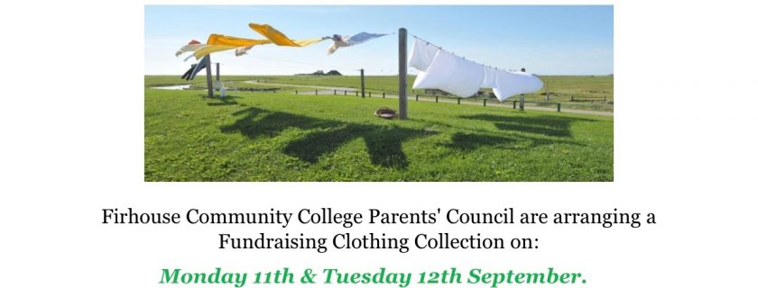 Parents Council Clothing Collection