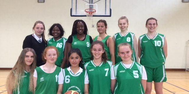 Congrats to our Senior Ladies B/Ball team who beat High School Rathgar 46:35. Thanks to Owen and Yazmine for doing the score and time!