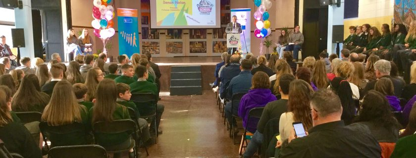 Launch of Comhairle na nÓg – 'So How Was School Today' Survey!