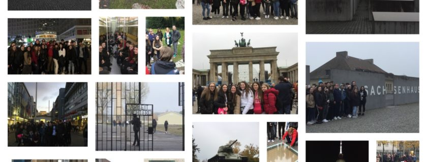 5th Year History Trip to Berlin