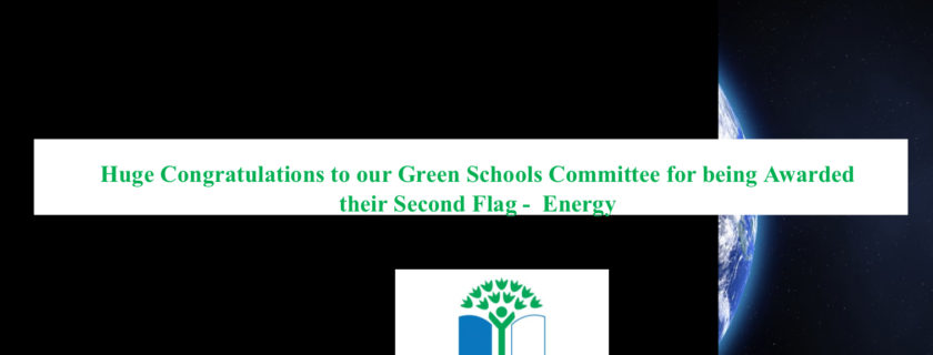 2nd Flag for Energy Awarded to FCC
